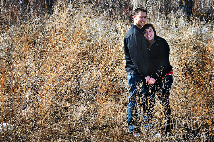 Red Deer Engagement Photos