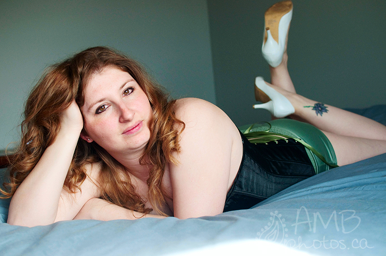 Red Deer Boudoir Photography