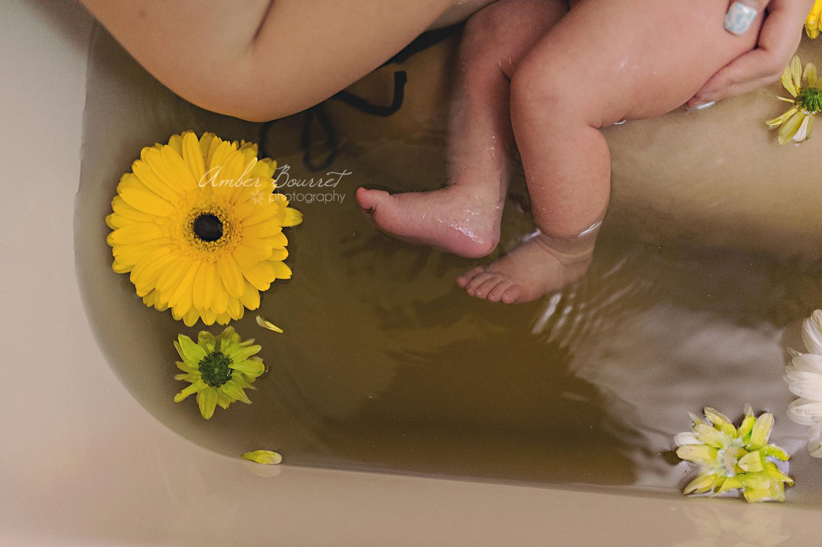 Red Deer Herbal Bath Newborn Photographer  (13)