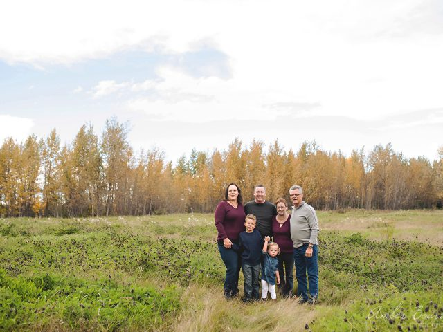 Aiden and Bryn – Family Session