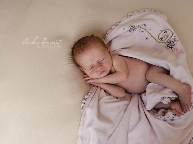 Alysa's Newborn Session