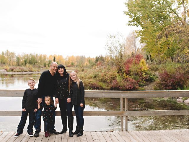 Amanda and Serge – 2016 Fall Family Session