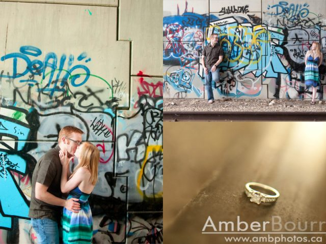 Christa and Jared's Engagement Session