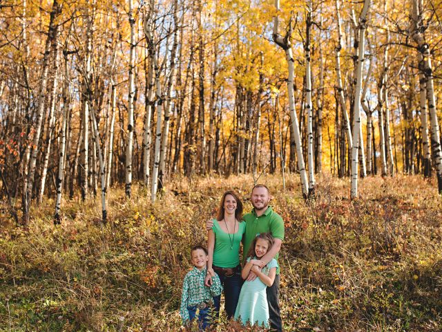 Tamara – Fall Family Session