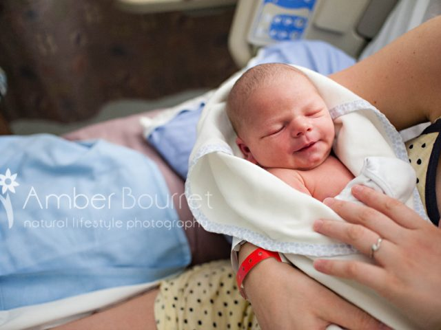 Carter's Fresh Baby Session