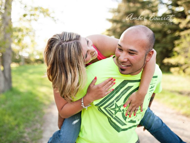 Kristi and Donnie's Engagement Session