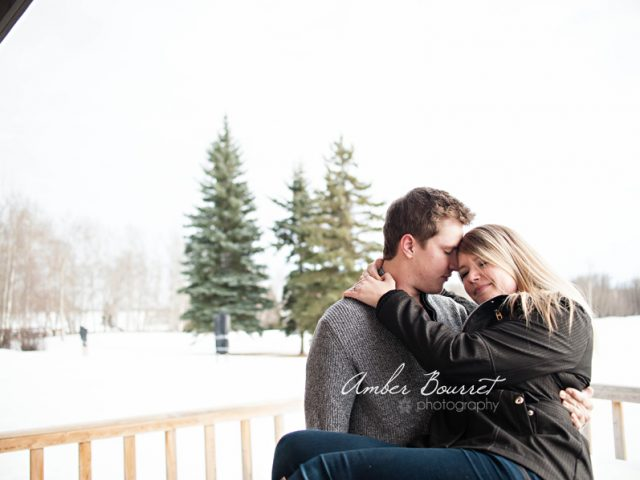 Mallory and Ben – Engagement