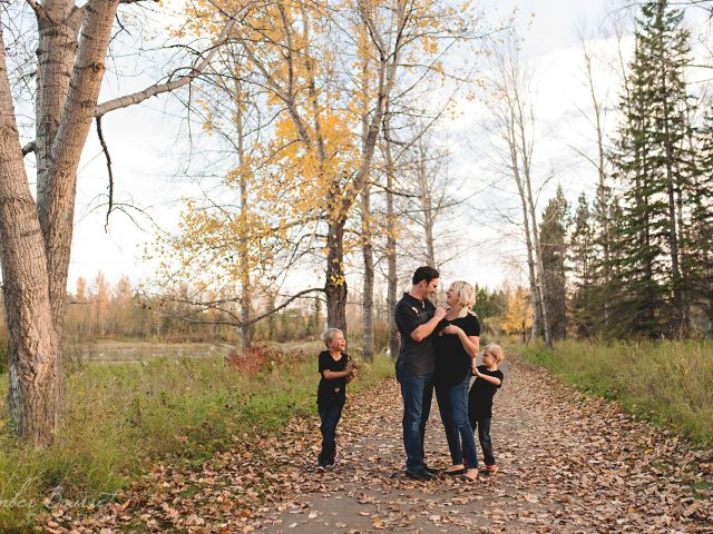 Mandy and Scott's Family Session – 2016