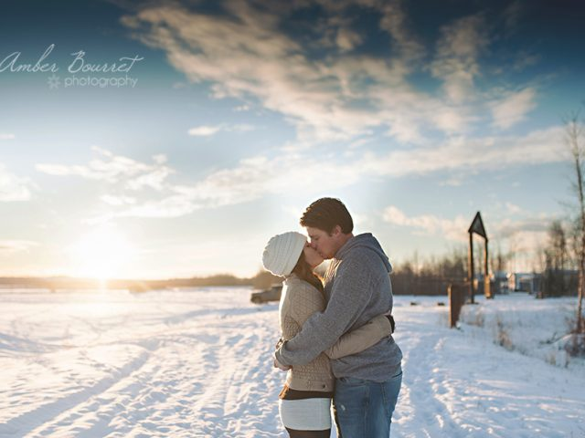 Nicole and Cody's Engagement Session