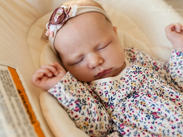 Hayzley's Newborn Session