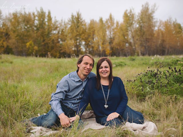 Nicole and Todd's Fall Mini Session
