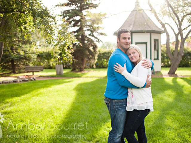Stephanie and Pete – Engagement